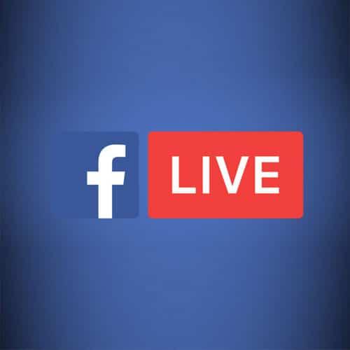 facebook live financer formation